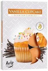 Bispol, ciasteczko waniliowe, podgrzewacze zapachowe, 6 sztuk