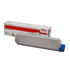 Oki toner do mc873 10k cyan