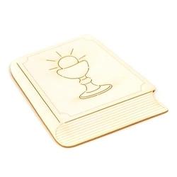 Komunijna książeczka - 6x6 cm