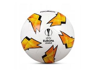 Piłka nożna molten f5u3400-g18 replika europa league