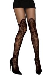 Rajstopy durdonata 20 den black livia corsetti