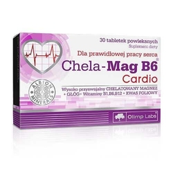 Olimp chela-mag b6 cardio - 30tabs