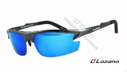 Okulary lozano lz-302d polaryzacyjne lustrzanki aluminiowo-magnezowe