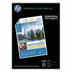 Papier fotograficzny HP Professional Laser, matowy – 100 arkuszyA4210 x 297 mm