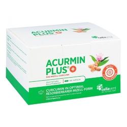 Acurmin plus preparat roślinny, kapsułki miękkie