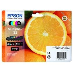 Tusze Oryginalne Epson T3337 C13T33374010 komplet - DARMOWA DOSTAWA w 24h