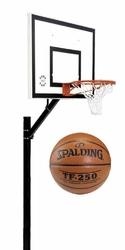 Zestaw do koszykówki 502 Sure Shot Home Court + Piłka Spalding TF-250