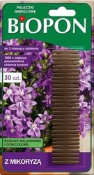 Biopon, pałeczki nawozowe z mikoryzą, 30 sztuk