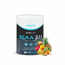 Evolite BCAA 2:1:1 400g Super cena - Exotic Twist