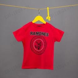Koszulka sourpuss - ramones red