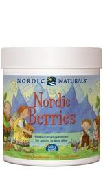 Nordic Nordic Berries 120 Żelek