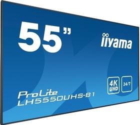 Monitor LED IIYAMA LH5550UHS-B1 4K 55 - Szybka dostawa lub możliwość odbioru w 39 miastach