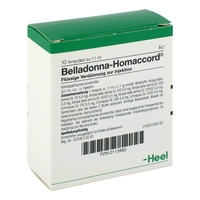 Belladonna homaccord amp.