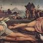 wenus, mars i amor - piero di cosimo ; obraz - reprodukcja