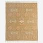Madam stoltz :: dywan ręcznie tkany bawełniany pomarańczowy 120x180 cm