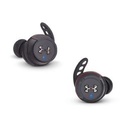 Bezprzewodowe słuchawki sportowe dokanałowe jbl under armour flash bt + etui