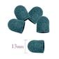 Kapturek ścierny a 13mm80    10 szt. niebieski  zielony