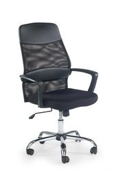 Fotel gabinetowy carbon czarny