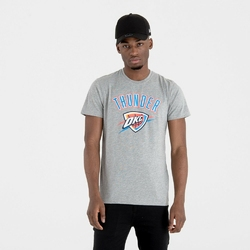 Koszulka New Era Oklahoma City Thunder Team Logo - 11546143 - Oklahoma City Thunder
