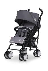 Euro cart ezzo 2019 graphite wózek parasolka + folia + ocieplacz