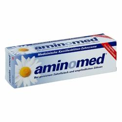 Amin O Med Fluorid rumiankowa pasta do zębów