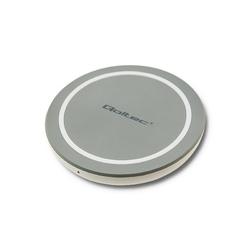Qoltec Ładowarka indukcyjna RING   Qualcomm Quick Charge 3.0   10W     szara