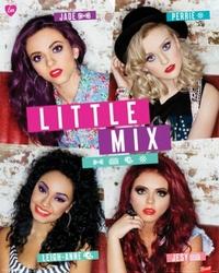 Little Mix Faces - plakat