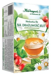 Herbatka fix na drażliwość jelit x 20 saszetek