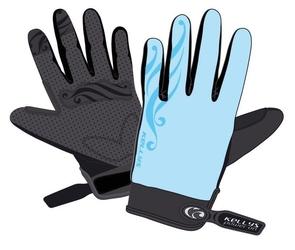 Rękawiczki kellys sunny long blue