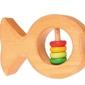 Grzechotka, rybka z kolorowym brzuszkiem 0+, grimms