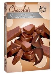 Bispol, chocolate, podgrzewacze zapachowe, 6 sztuk