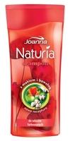 Joanna naturia mak i bawełna, szampon do farbowanych włosów, 200ml