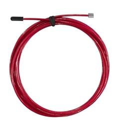 Stalowa linka do skakanki thorn + fit 2.0 - czerwona