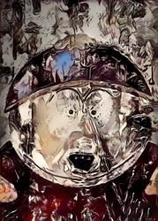 Legends of bedlam - cartman, south park - plakat wymiar do wyboru: 30x40 cm