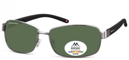 Męskie klasyczne okulary przeciwsłoneczne polaryzacyjne mp105a