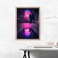 Neon club - plakat premium wymiar do wyboru: 61x91,5 cm