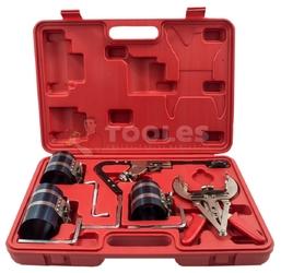 Demontaż pierścieni tłokowych zestaw narzędzi 9 el.