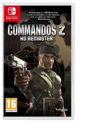 Koch gra ns commandos 2 hd remaster