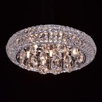 Dekoracyjna kryształowa lampa sufitowa wenecja mw-light crystal 276014207