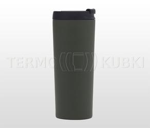 Kubek termiczny mugsy 450 ml ciemnozielony