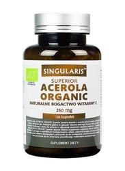 Singularis acerola organiczna 17 250mg x 120 kapsułek