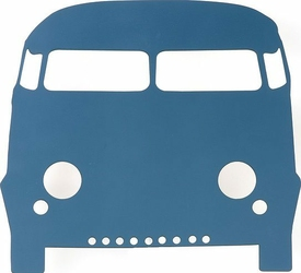 Kinkiet Car niebieski