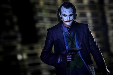 Batman - joker - plakat wymiar do wyboru: 100x70 cm