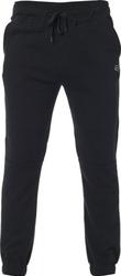 Fox spodnie dresowe lateral black