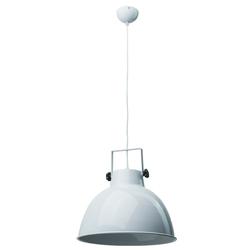Nowoczesna biała lampa wisząca RegenBogen 497012001
