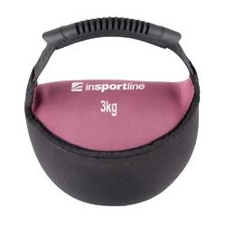 Hantla neoprenowa Bell- bag 3 kg - Insportline - 3 kg
