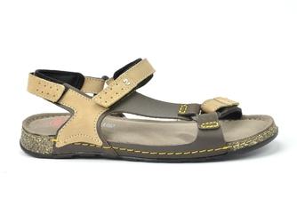 Sandały nik 06-0163-00-0-05-00  beżowy
