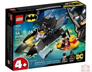 Lego 76158 batman pościg batłodzią za pingwinem