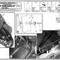 Givi d267kit mocowanie szyby suzuki burgman 200