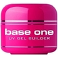 Silcare base one żel budujący pink z bezkwasową formułą 50g